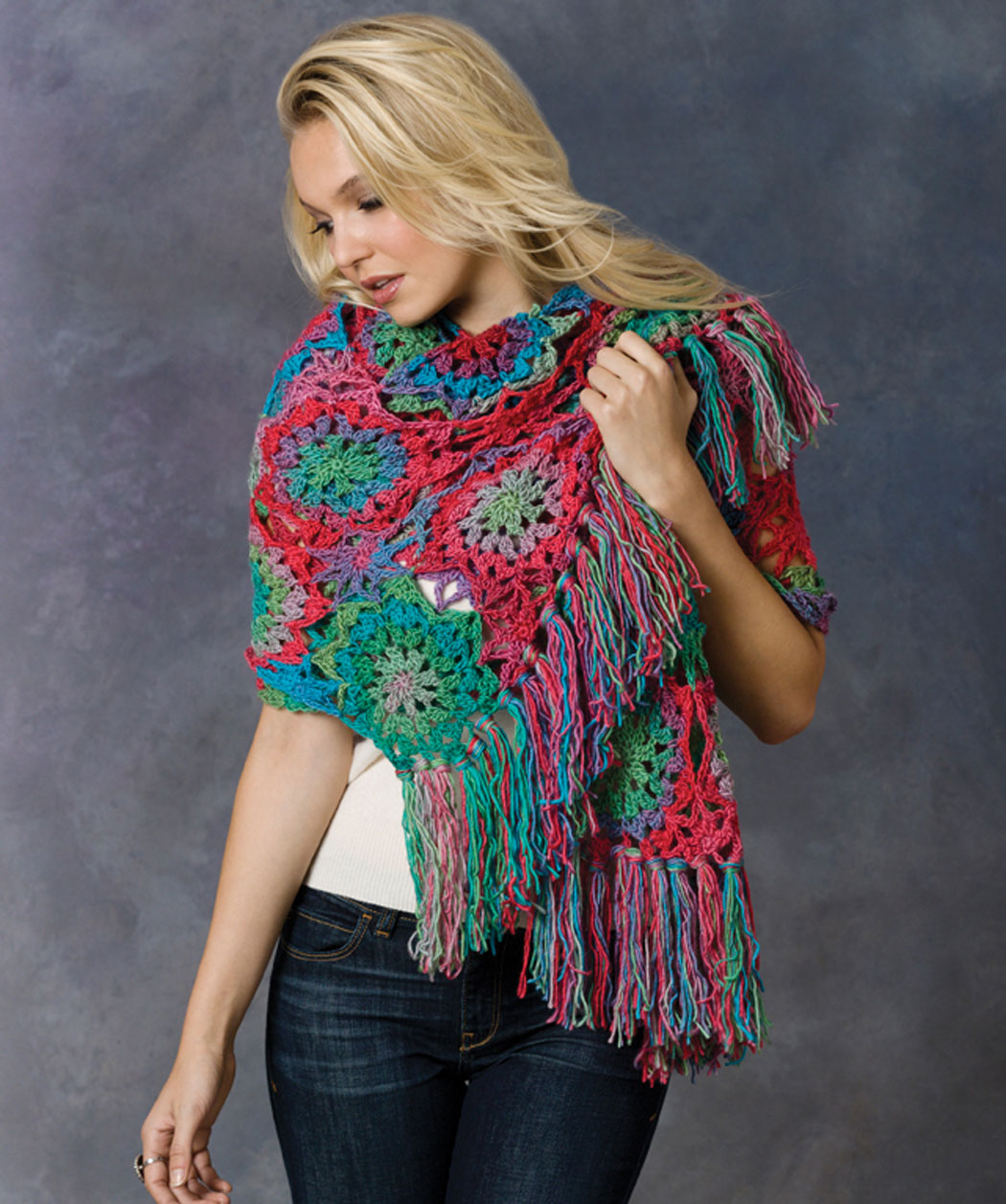 unforgettable heart This red heart boutique unforgettable yarn is soft roving yarn has amazing colors and creates fantastic garments and accessories that look like they cost a fortune.