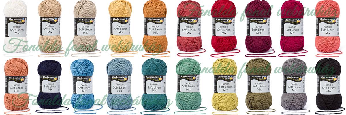 Schachenmayr Cotton Linen