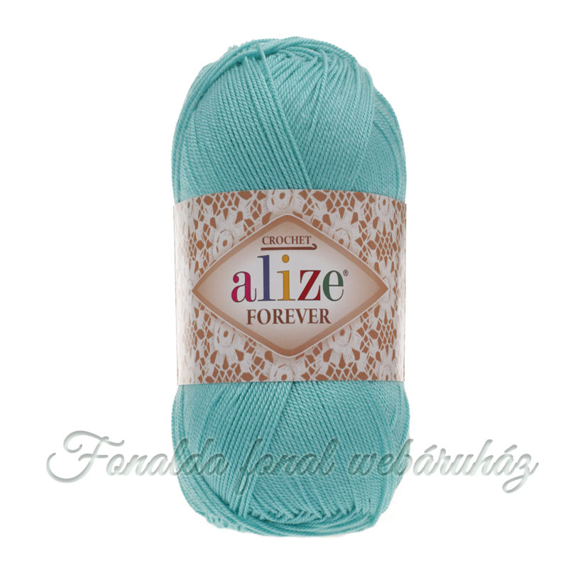 Alize Forever fonal - 376 - Cyan