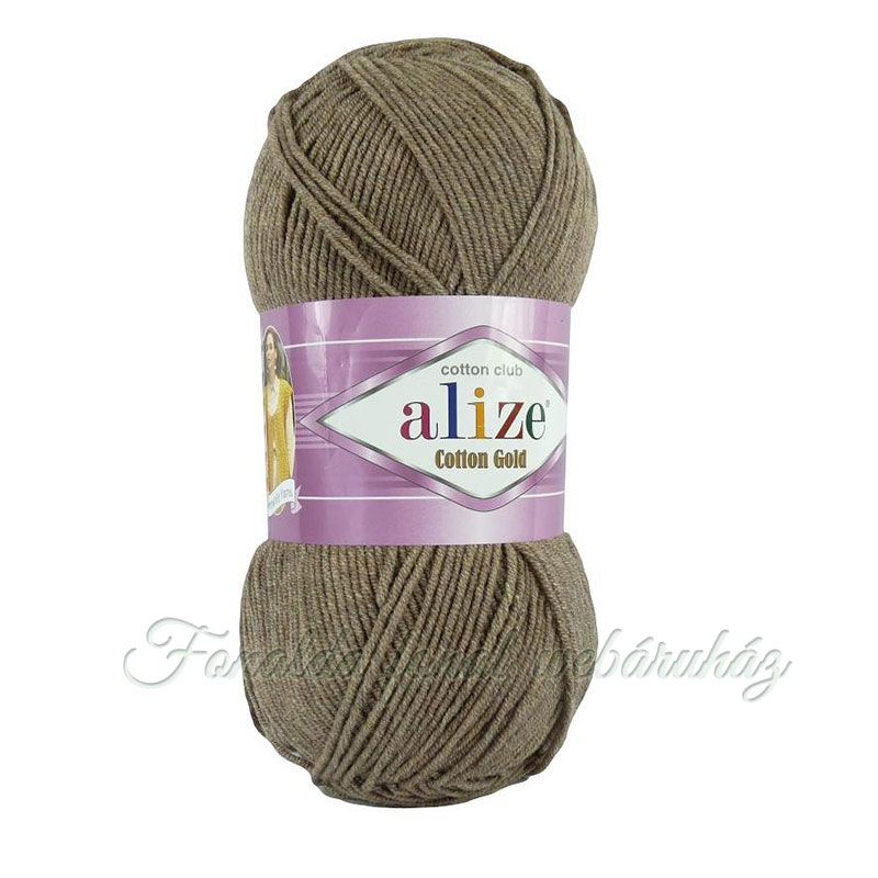 Alize Cotton Gold fonal - 688 - Tejeskávé
