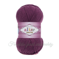Alize Cotton Gold fonal - 122 - Szilva