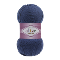 Alize Cotton Gold fonal - 279 - Éjkék