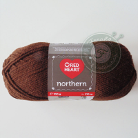 Red Heart Northern - 8219 - Barna
