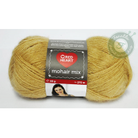 Red Heart Mohair Mix - 6944 - Karamell