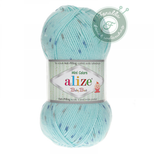 Alize Baby Best mini colors menta