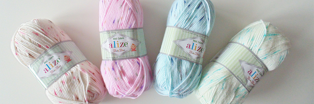 Alize Baby Best Mini Colors antipilling fonal