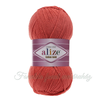 Alize Cotton Gold fonal - 38 - Korall