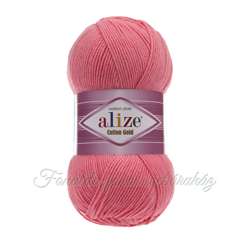 Alize Cotton Gold fonal - 33 - Vattacukor