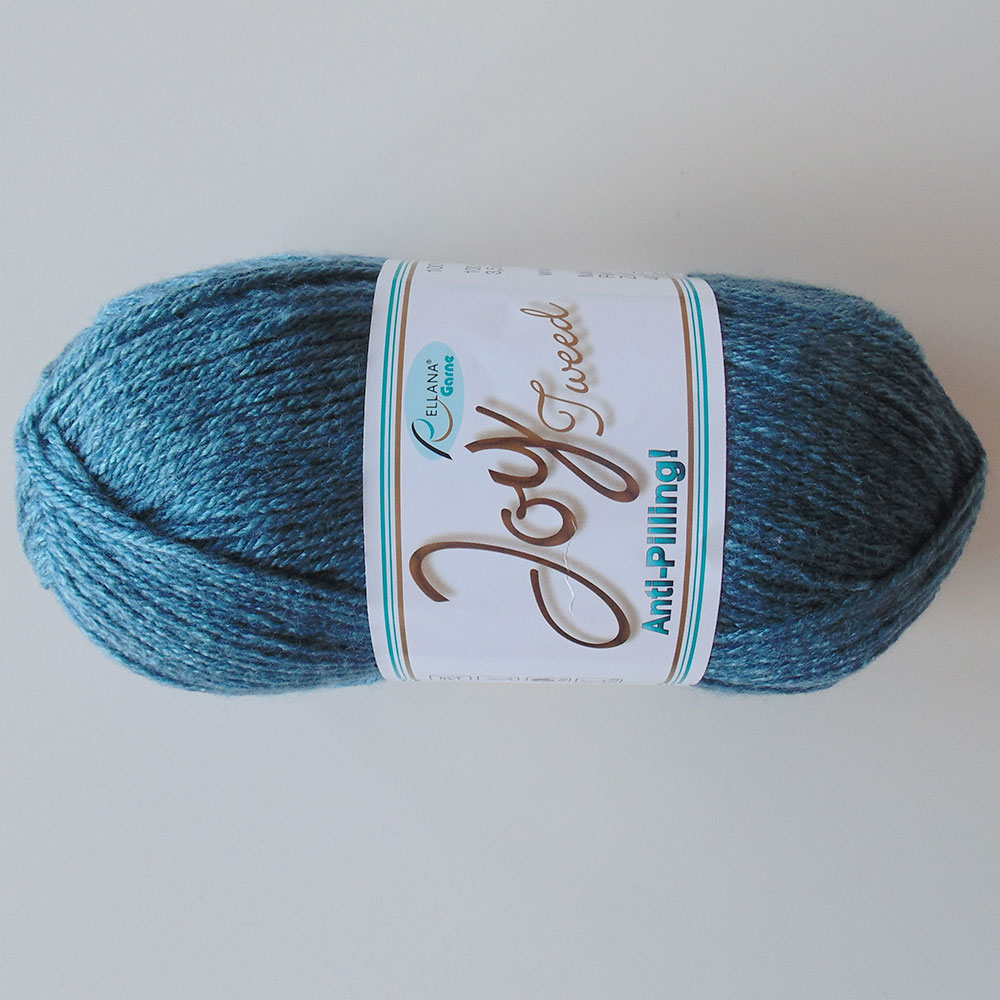 Joy Tweed kötőfonal - 12 - Jeans