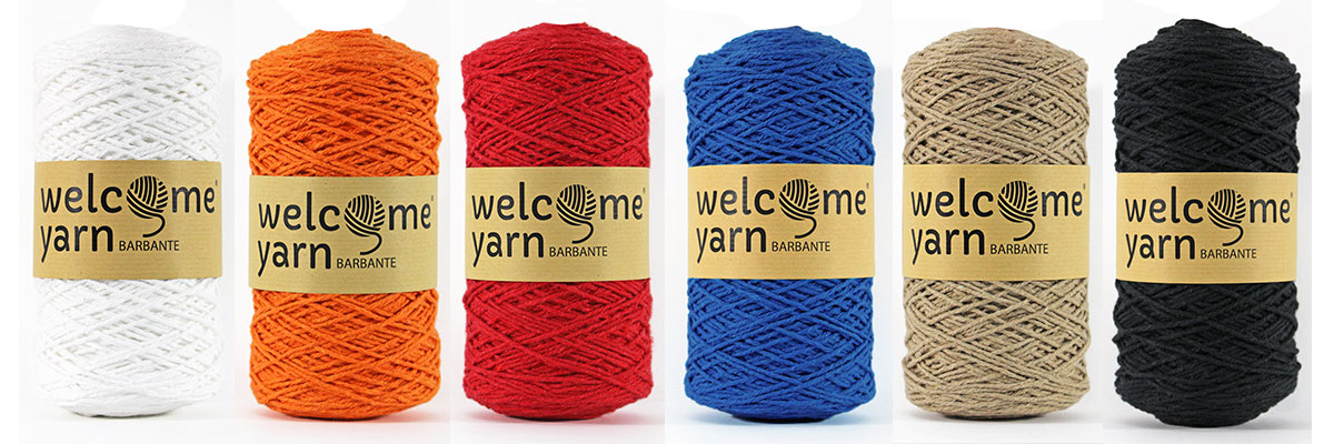 Welcome Yarn Spárgafonal