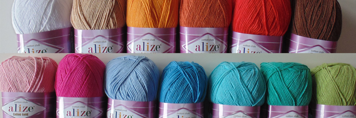 Alize Cotton Gold pamut-akril fonal