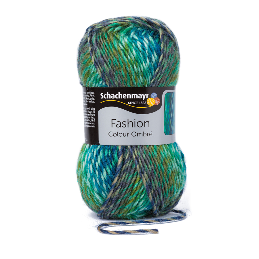 Schachenmayr Fashion Colour Ombré - 085 - Fresh