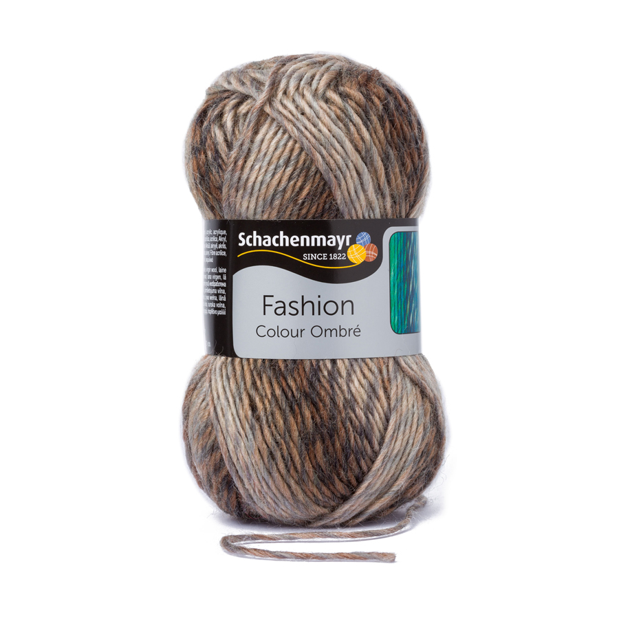 Schachenmayr Fashion Colour Ombré - 087 - Marmor